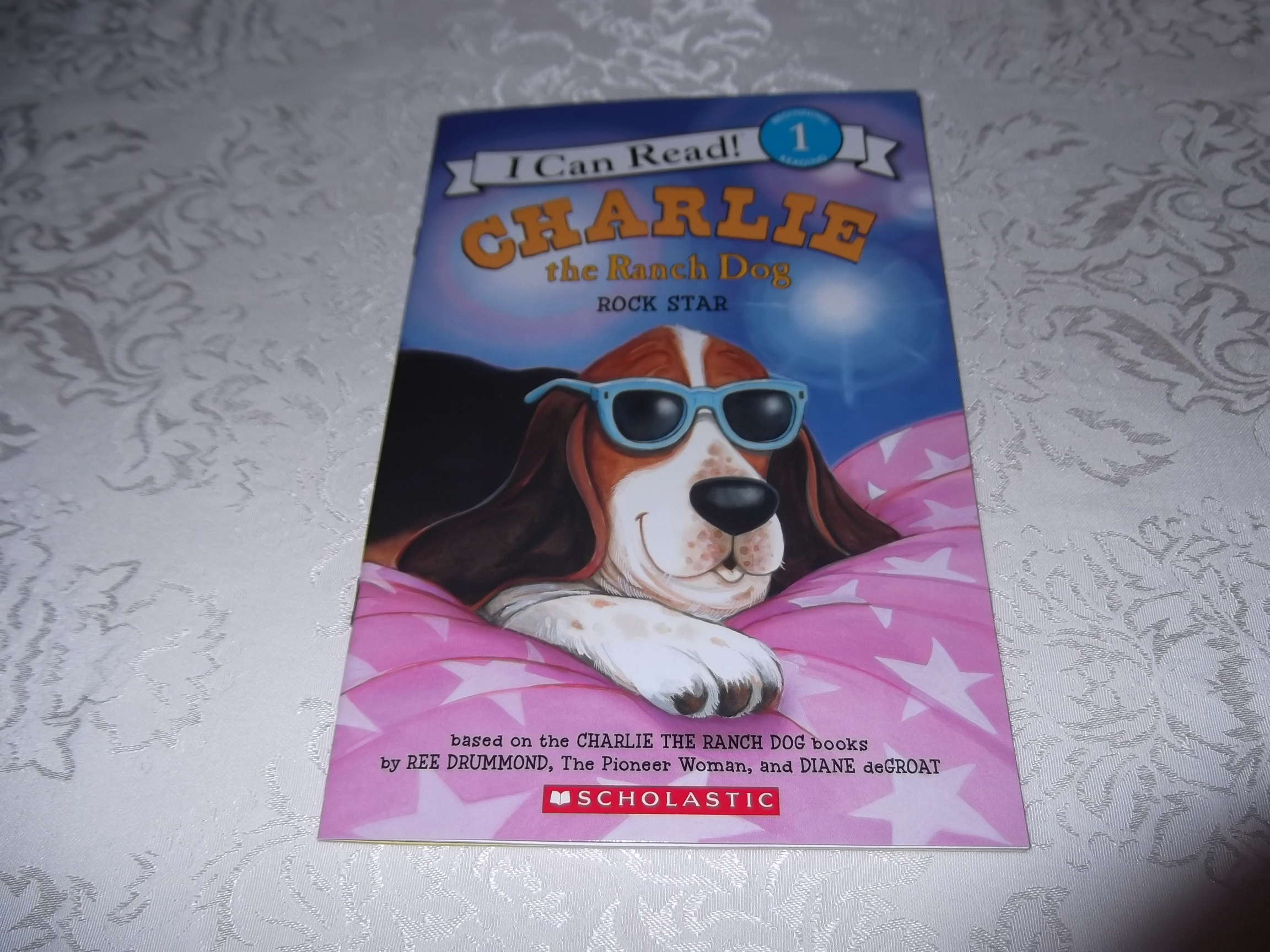 Charlie the Ranch Dog Rock Star Ree Drummond Level 1 Reader Brand New