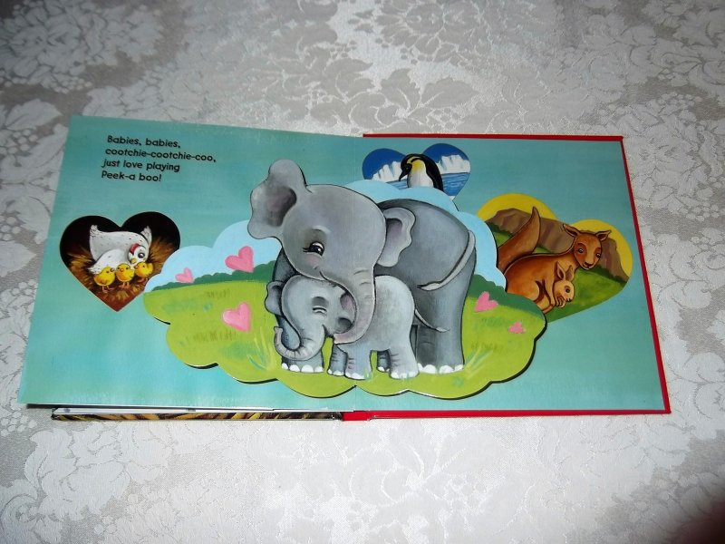Image 9 of Guess Who Baby Animals Jodie Shepherd Brand New Lift A Flap HC