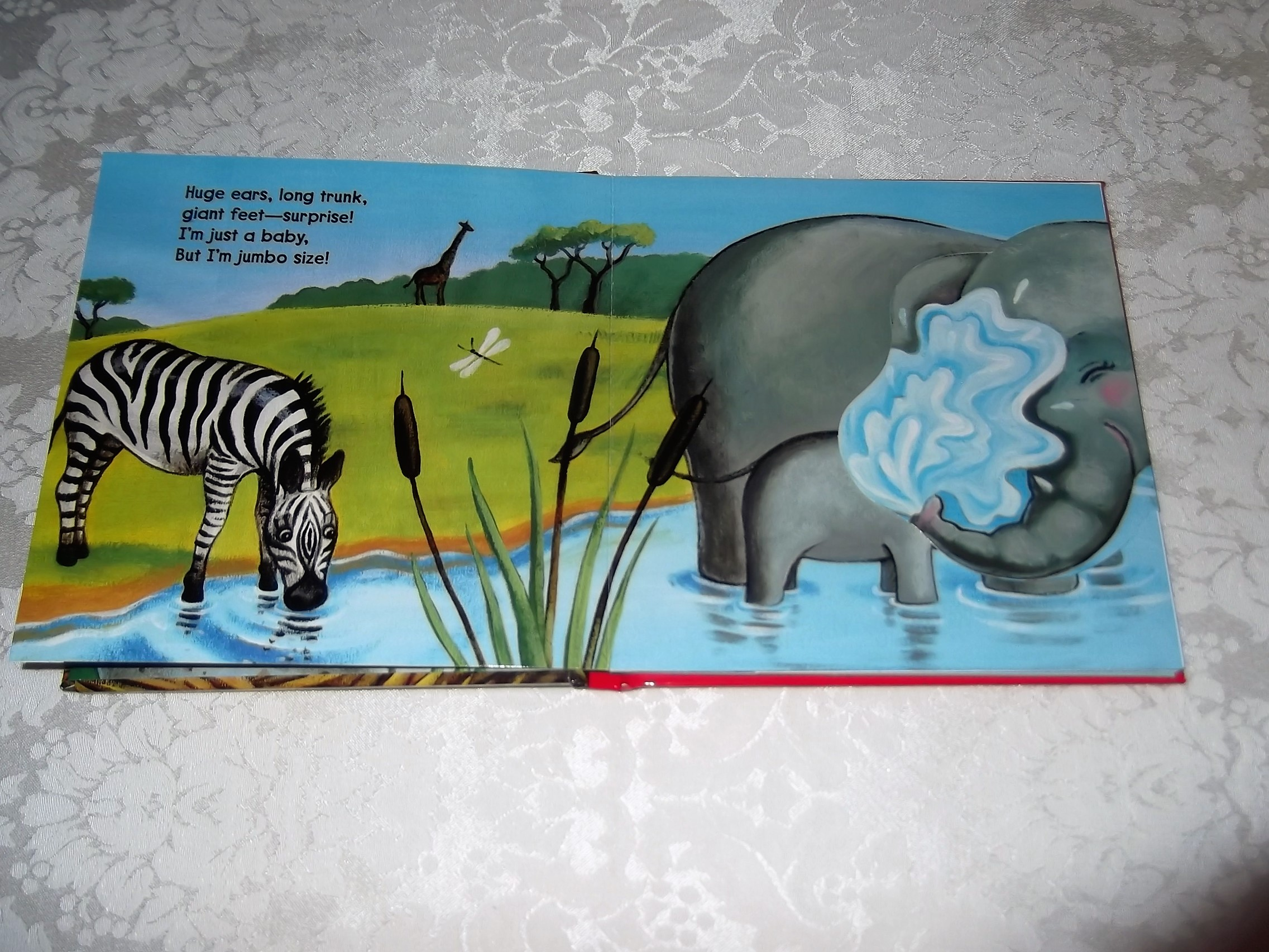 Image 3 of Guess Who Baby Animals Jodie Shepherd Brand New Lift A Flap HC