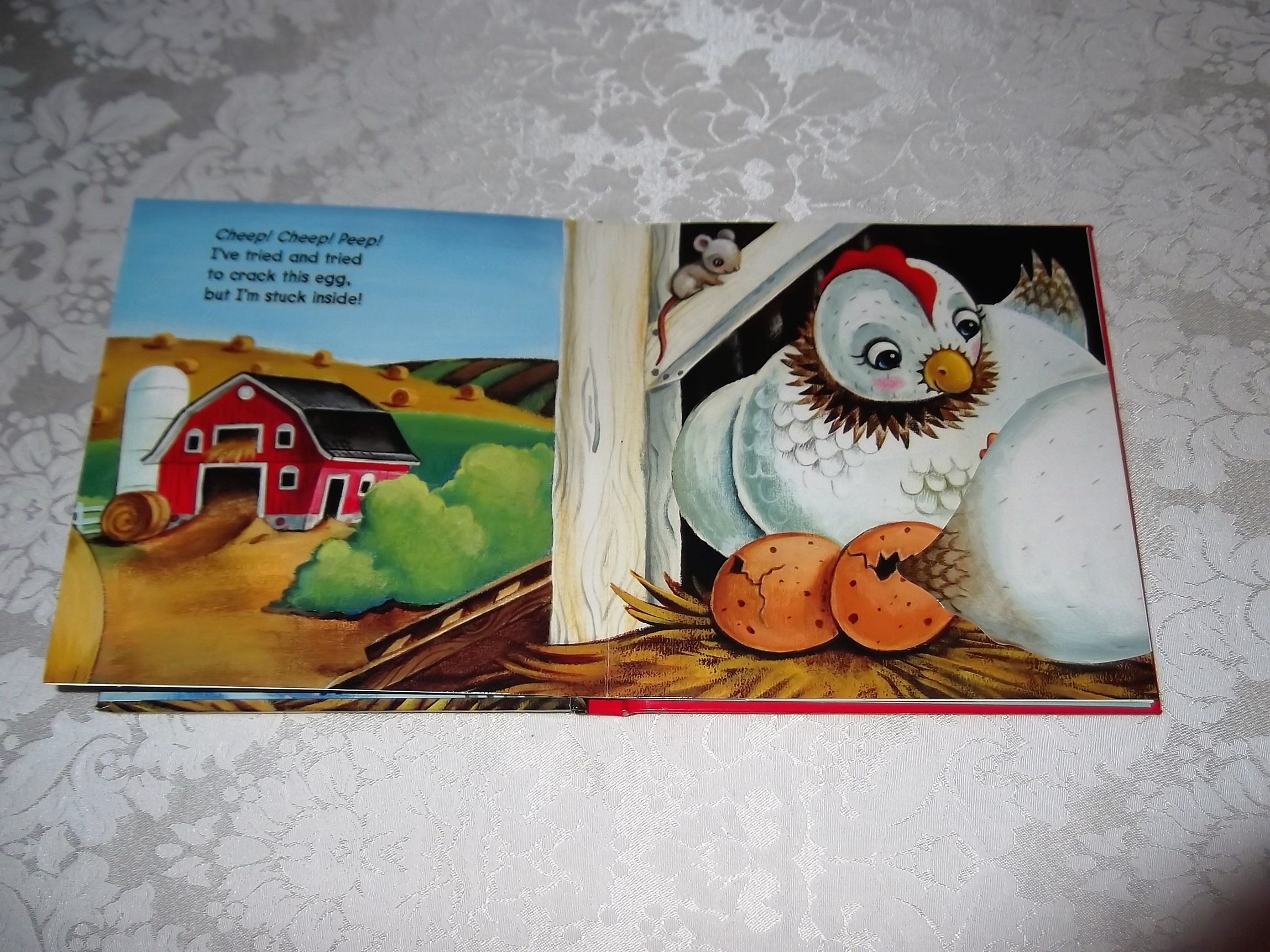 Image 5 of Guess Who Baby Animals Jodie Shepherd Brand New Lift A Flap HC