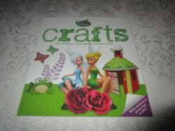 Disney Fairies Crafts: Over 30 Fairy Project Ideas to Make and Create