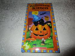 Halloween Kitten Floor Puzzle 28 Oversized Pieces Brand New