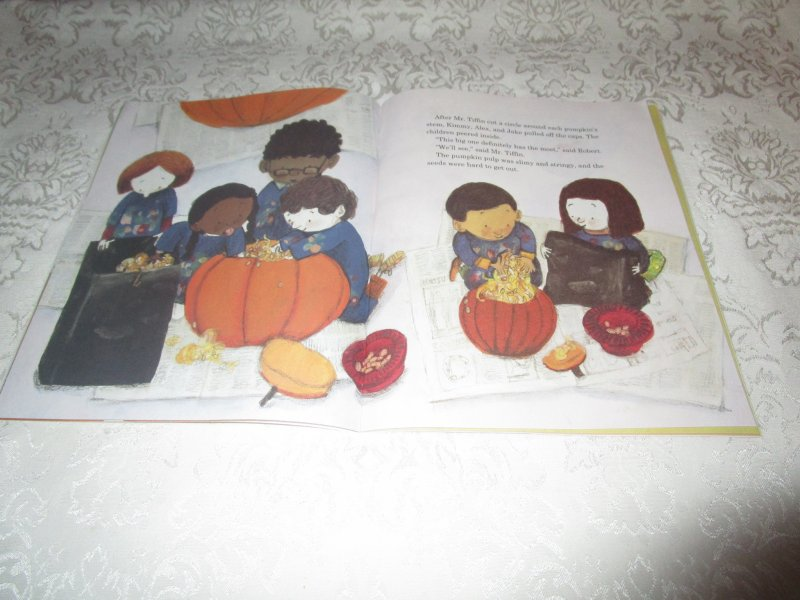 how many seeds in a pumpkin pdf
