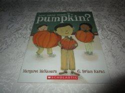 How Many Seeds In A Pumpkin? Margaret McNamara Brand New Softcover
