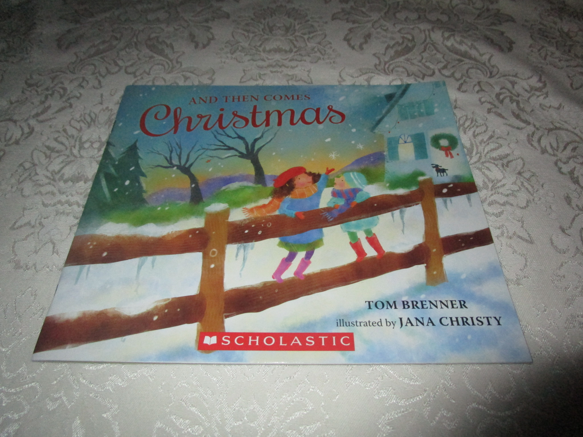 And Then Comes Christmas Tom Brenner Good Softcover