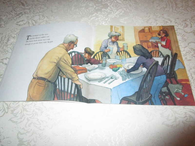 Image 1 of Thanksgiving Graces Mark Kimball Moulton Brand New Softcover