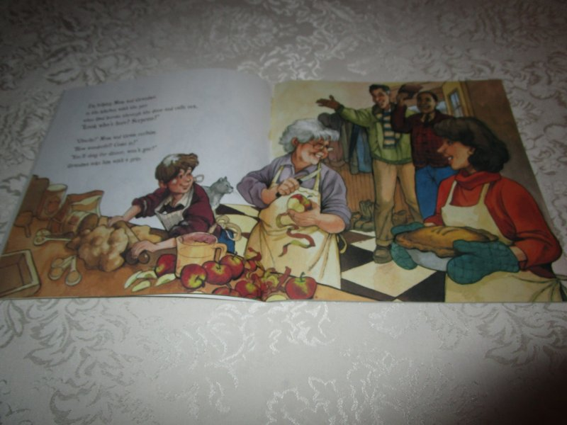 Image 2 of Thanksgiving Graces Mark Kimball Moulton Brand New Softcover