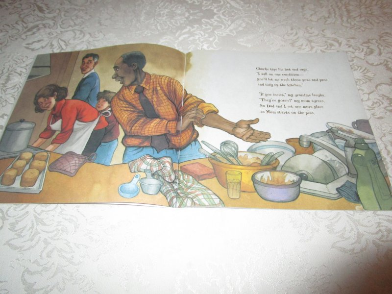Image 3 of Thanksgiving Graces Mark Kimball Moulton Brand New Softcover
