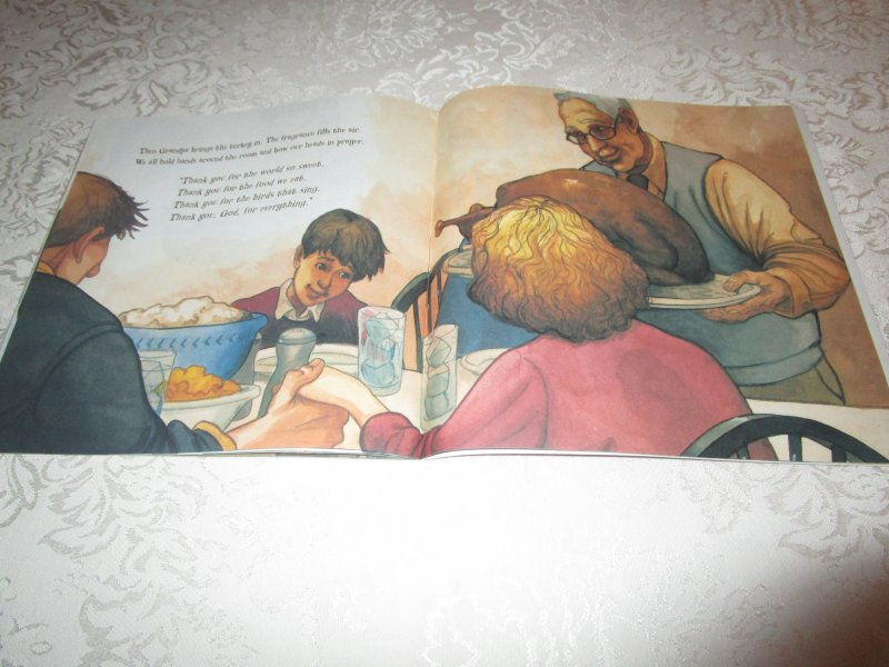 Image 5 of Thanksgiving Graces Mark Kimball Moulton Brand New Softcover