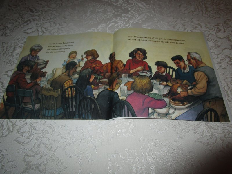 Image 6 of Thanksgiving Graces Mark Kimball Moulton Brand New Softcover