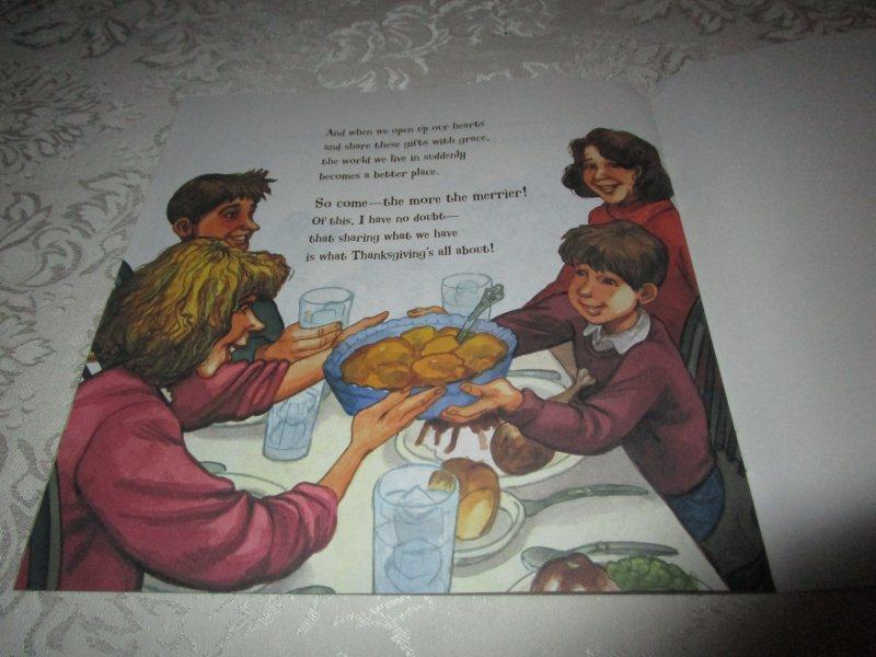 Image 7 of Thanksgiving Graces Mark Kimball Moulton Brand New Softcover