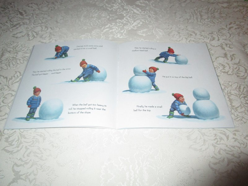 Image 1 of Snowman Magic Katherine Tegen Brand New Softcover