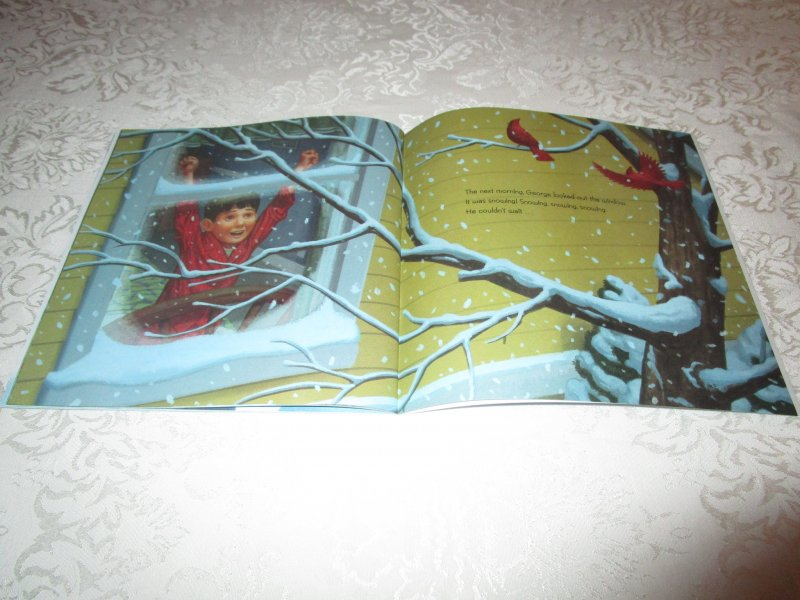 Image 5 of Snowman Magic Katherine Tegen Brand New Softcover
