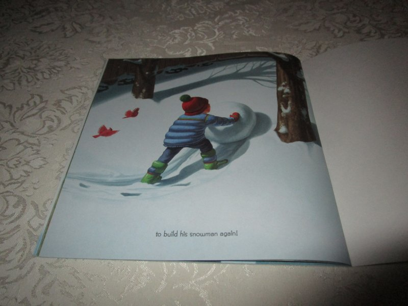 Image 6 of Snowman Magic Katherine Tegen Brand New Softcover
