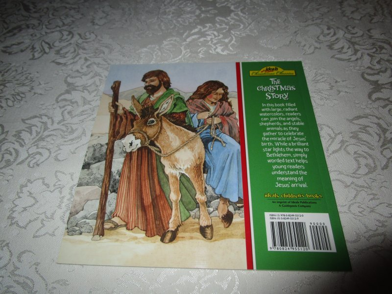 Image 13 of The Christmas Story Patricia A. Pingry Brand New Softcover