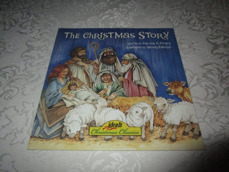by Patricia A. Pingry; illustrated by Wendy Edelson (Ideal's Christmas Classics; Brand New Softcover)