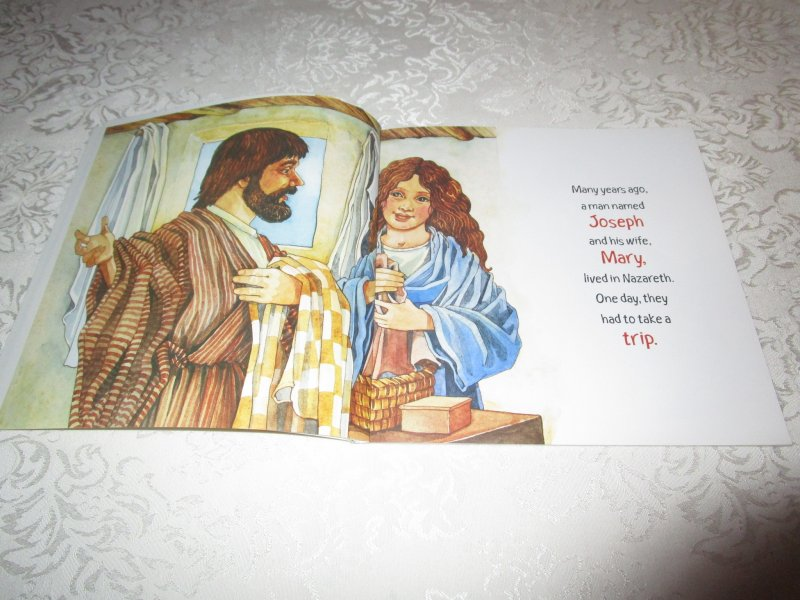 Image 2 of The Christmas Story Patricia A. Pingry Brand New Softcover