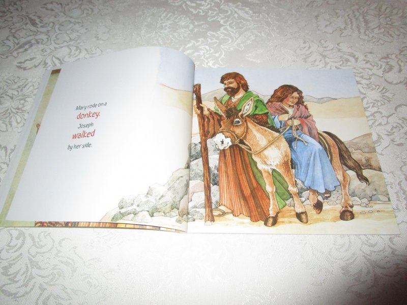 Image 3 of The Christmas Story Patricia A. Pingry Brand New Softcover