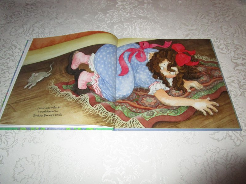 Image 2 of Little Miss Muffet Iza Trapani Brand New Hardcover
