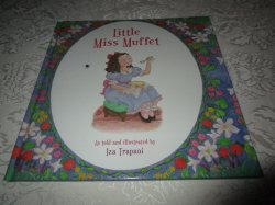 Little Miss Muffet Iza Trapani Brand New Hardcover