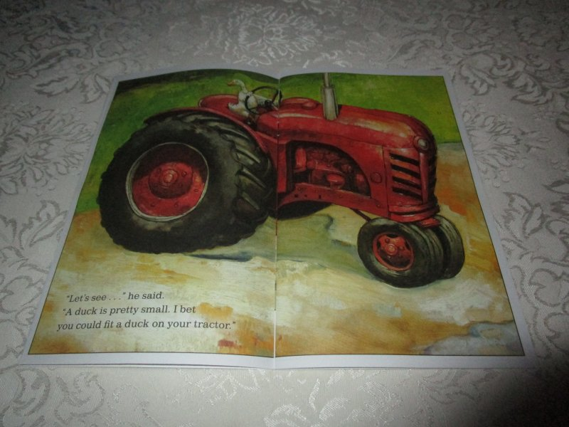 Image 4 of How Many Animals Fit on My Tractor? David Shannon Lot of 6 New Reader Size
