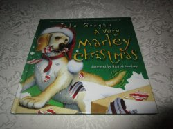 A Very Marley Christmas John Grogan Brand New Hardcover