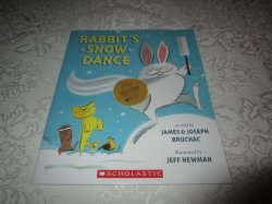 Rabbit's Snow Dance James & Joseph Bruchac Brand New Softcover