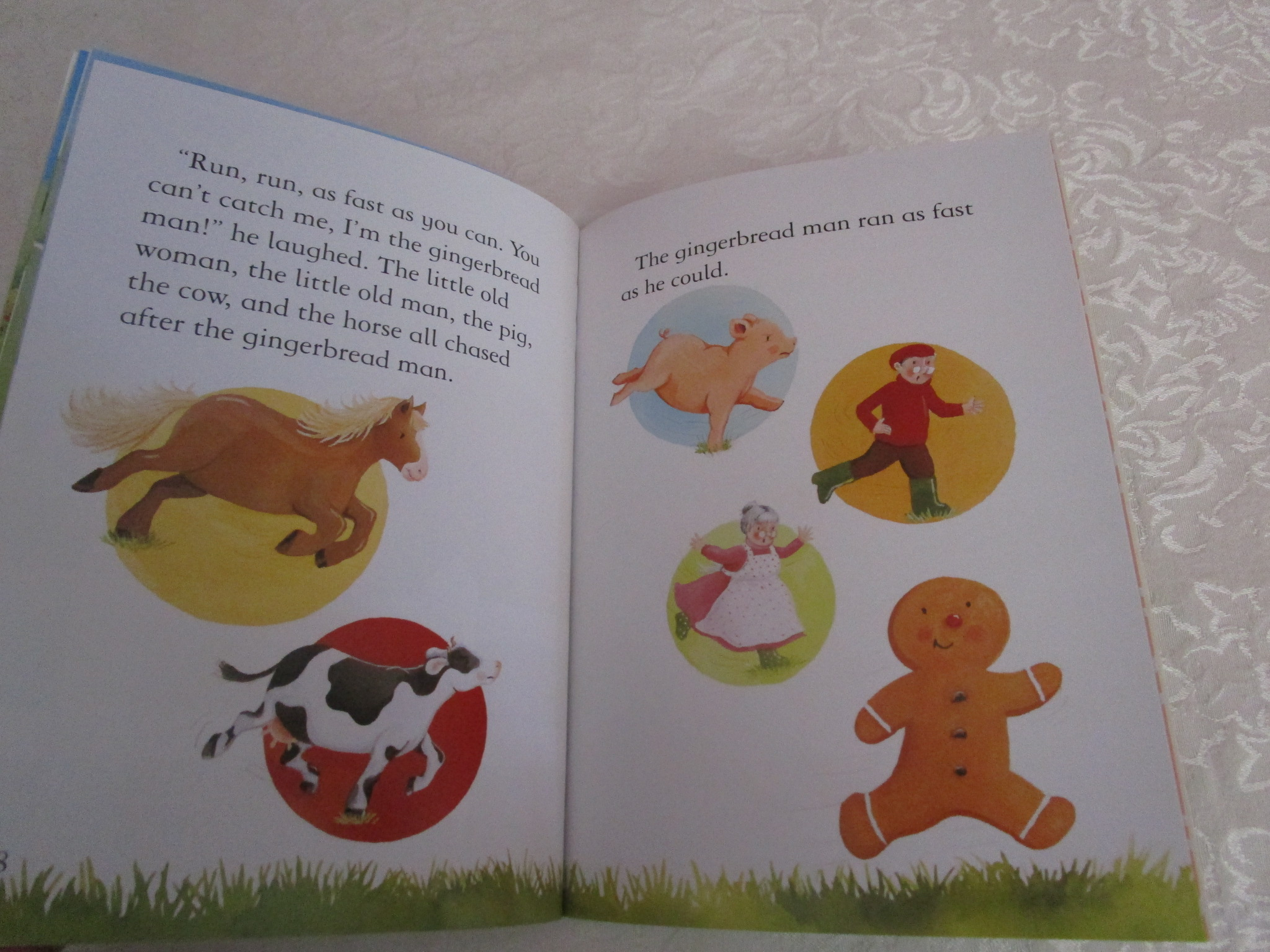 Image 3 of The Gingerbread Man Gail Yerrill Brand New SC Reader Size