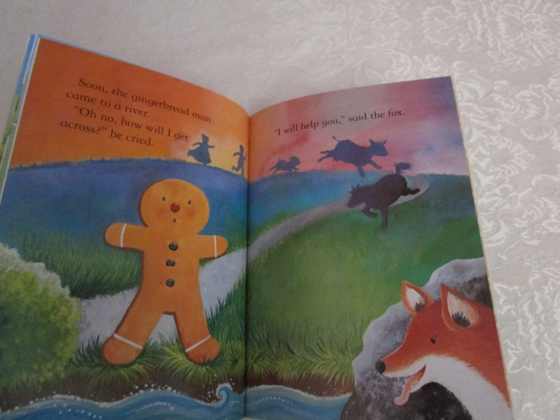 Image 4 of The Gingerbread Man Gail Yerrill Brand New SC Reader Size