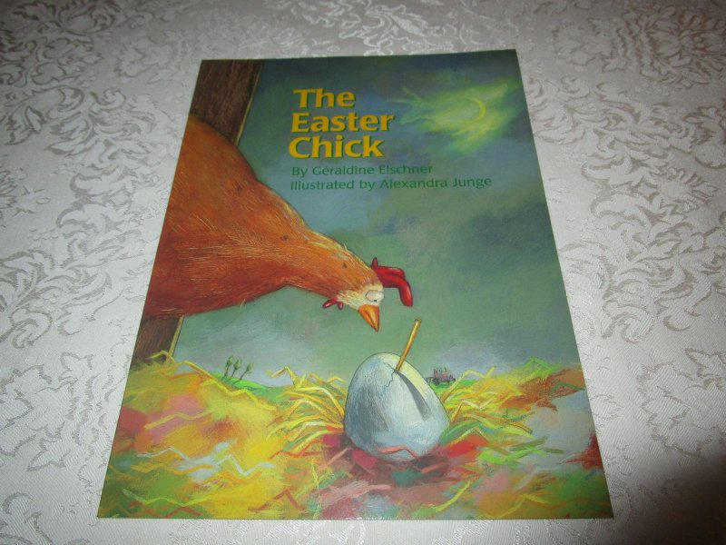 by Geraldine Elschner; illustrated by Alexandra Junge (Brand New Softcover from NorthSouth Books)