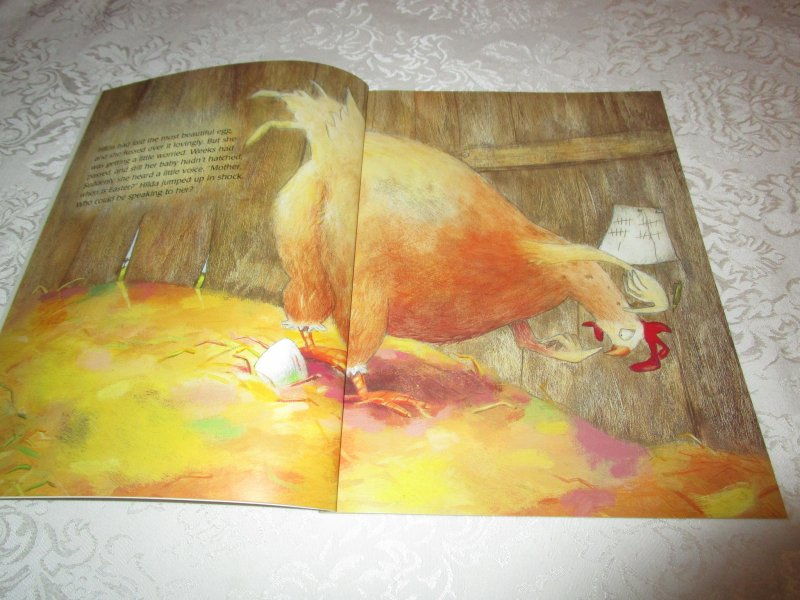 Image 1 of The Easter Chick Geraldine Elschner Brand New Softcover
