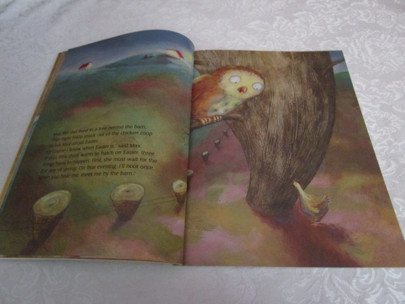 Image 3 of The Easter Chick Geraldine Elschner Brand New Softcover