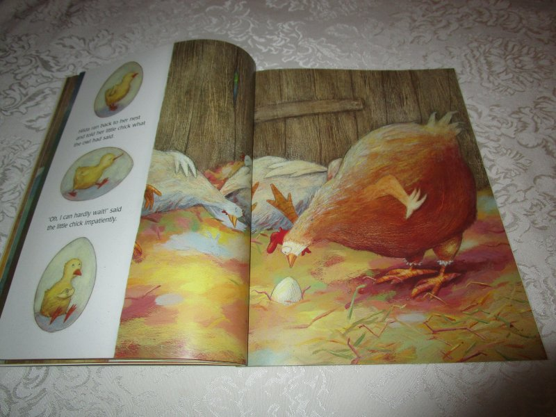 Image 4 of The Easter Chick Geraldine Elschner Brand New Softcover