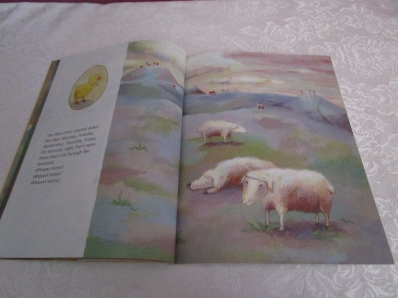 Image 6 of The Easter Chick Geraldine Elschner Brand New Softcover