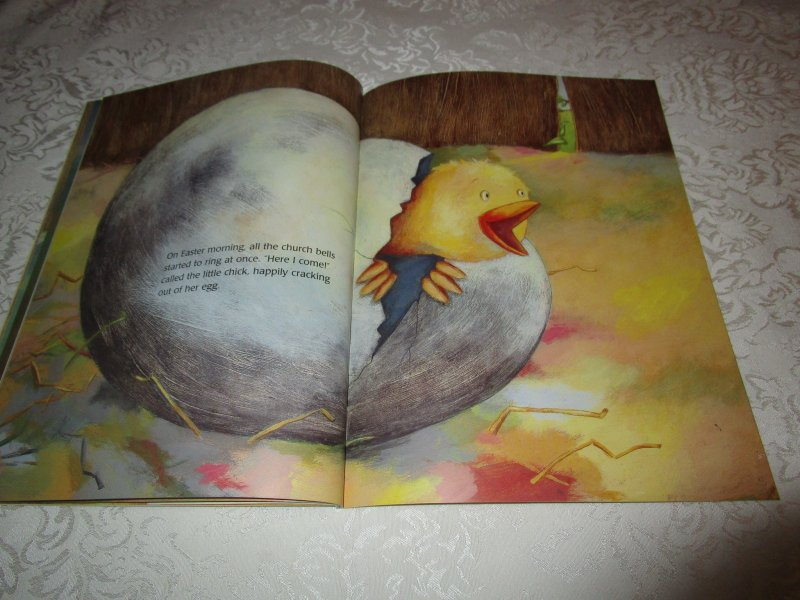 Image 7 of The Easter Chick Geraldine Elschner Brand New Softcover