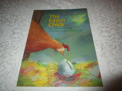 The Easter Chick Geraldine Elschner Brand New Softcover