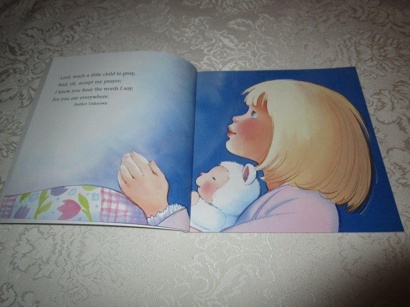 Image 1 of My First Book of Prayers Stephanie McFetridge Britt Brand New SC
