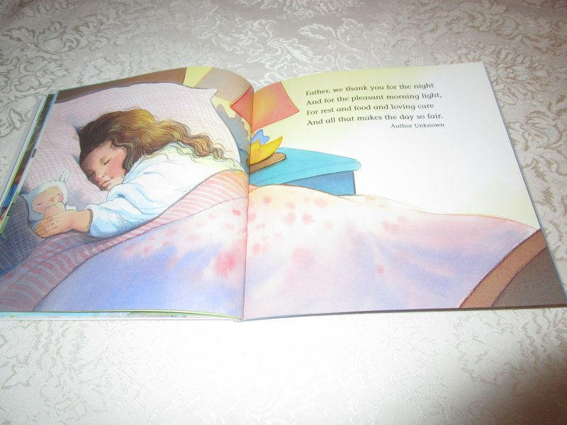 Image 8 of My First Book of Prayers Stephanie McFetridge Britt Brand New SC