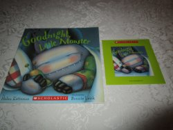 Goodnight, Little Monster Helen Ketteman Brand New Audio CD and SC