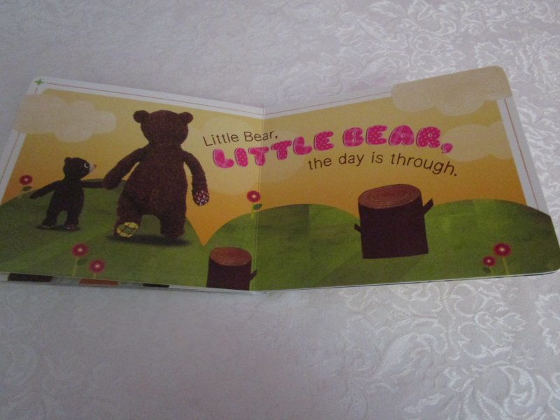 Image 5 of I Love You, Little Bear Touch and Feel Brand New Board Book