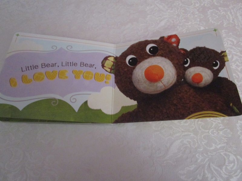 Image 6 of I Love You, Little Bear Touch and Feel Brand New Board Book