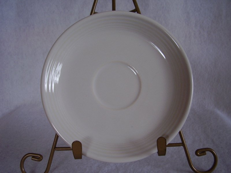 Image 0 of Fiesta White Saucer Fiesta Contemporary