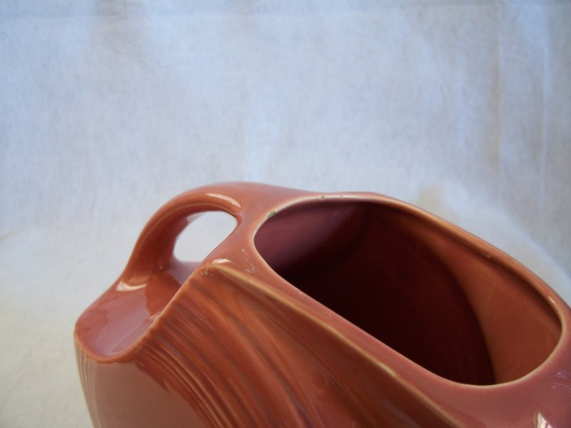 Vintage Fiesta Rose Pitcher