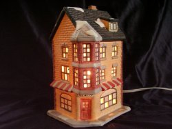 '.Dickens Collectables Toy Shop.'