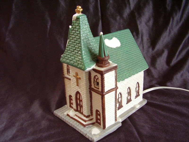 Porcelain Church or Chapel