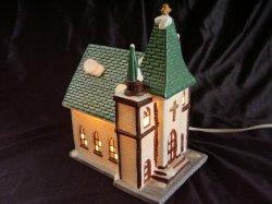'.Porcelain Church or Chapel.'