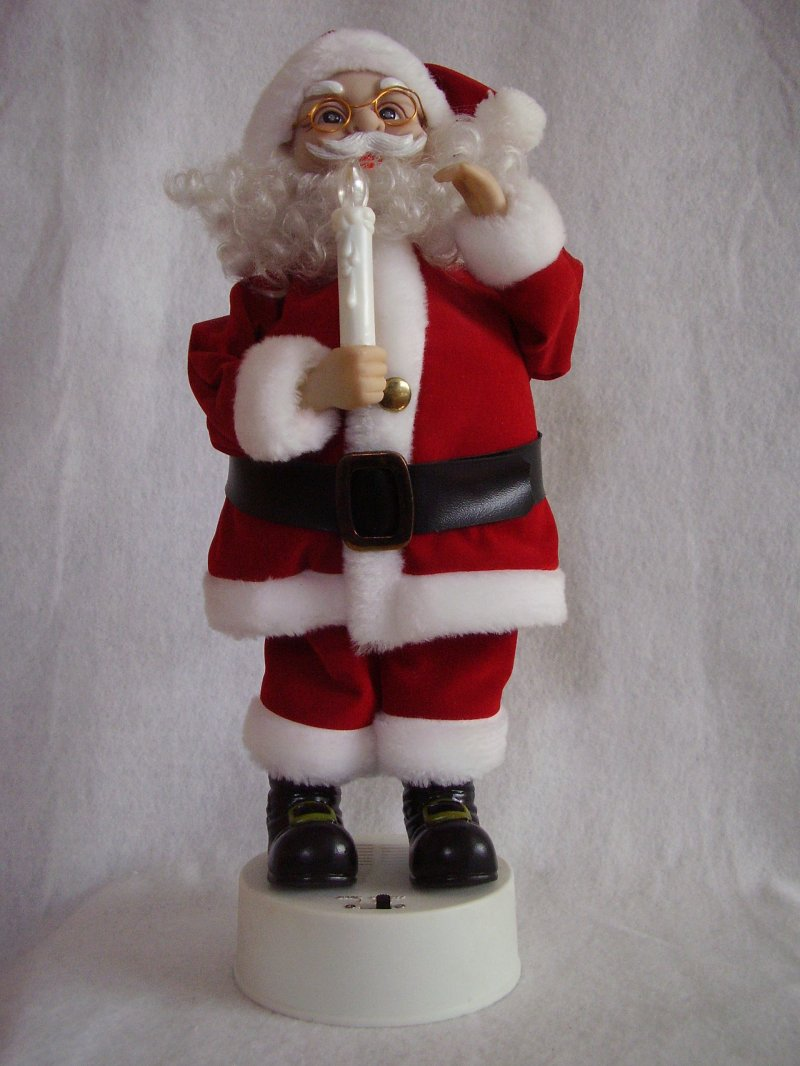 Santa Animated Illuminated