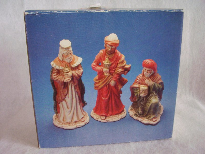 Nativity Three Kings