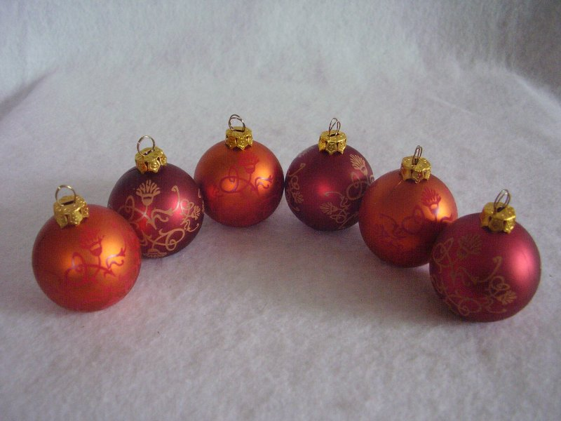 LBVYR Mini Ornaments