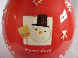 '.Merry Days Cookie Treat Jar.'